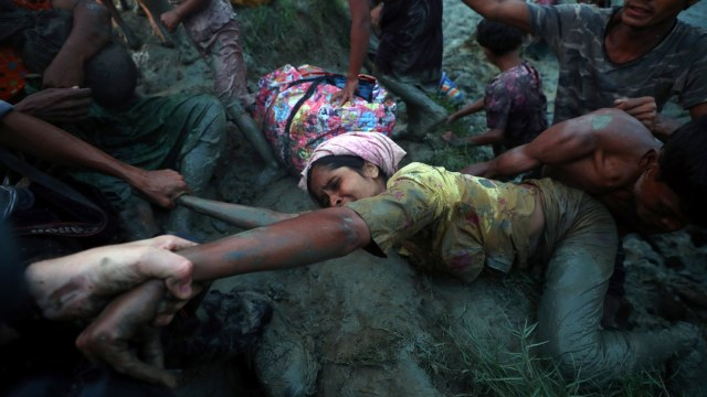 PBB Minta Panglima Militer Myanmar Diperiksa atas Pembantaian Rohingya (371434)