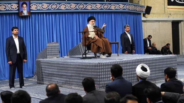 Pemimpin Tertinggi Khamenei: AS Musuh Nomor Satu Iran (42933)