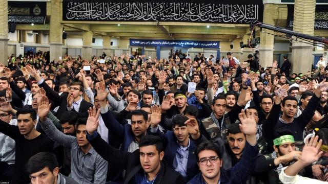 Pemimpin Tertinggi Khamenei: AS Musuh Nomor Satu Iran (42934)