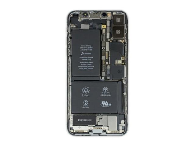 Komponen iPhone X
