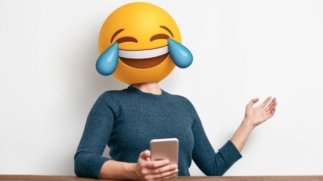 Emoji 'Tears of Joy'
