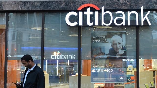 Ilustrasi Citibank