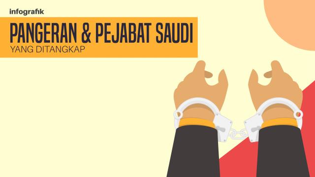 Daftar Pangeran dan Pejabat Saudi yang Ditangkap Komisi Antikorupsi (333755)