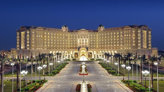 Para Pangeran Saudi Ditahan di Hotel Mewah (180591)