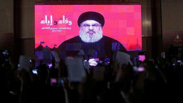 AS dan Negara Teluk Kembali Jatuhkan Sanksi untuk Pemimpin Hizbullah (38178)