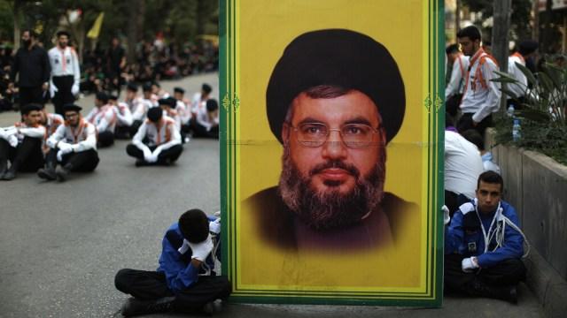 AS dan Negara Teluk Kembali Jatuhkan Sanksi untuk Pemimpin Hizbullah (38179)