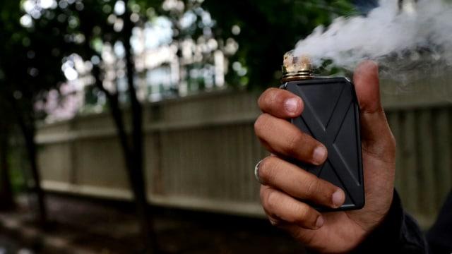Asap Rokok Elektrik Ternyata Dipenuhi Logam Berbahaya (2489)
