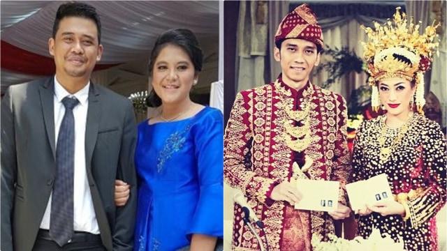 Melihat 5 Perbedaan Di Pernikahan Anak Presiden Jokowi Dan Sby Kumparan Com