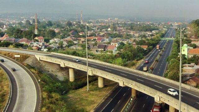 Tol Semarang-Solo Astra Infra