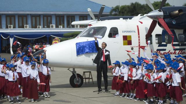 Mengenal Pesawat N219 yang Jadi Penyambung Mimpi BJ Habibie (9387)