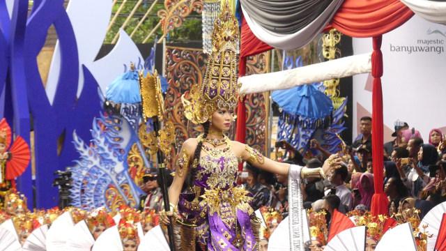 Banyuwangi Ethno Carnival 2017
