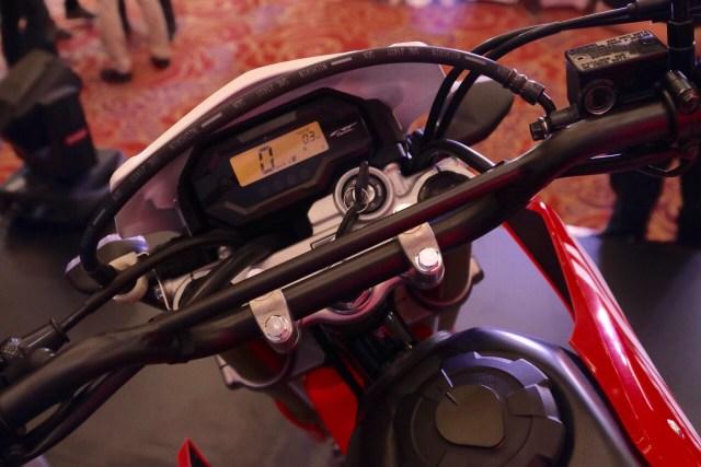 Honda CRF150L : Spesifikasi, Fitur, dan Harga (6105)