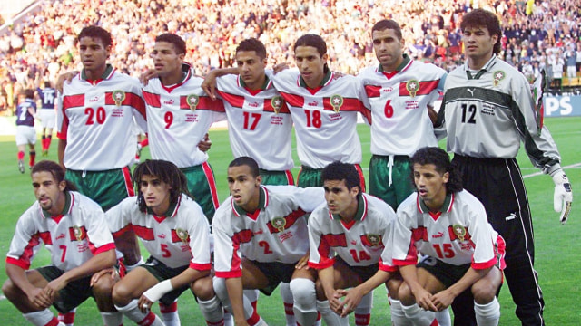 Timnas Maroko