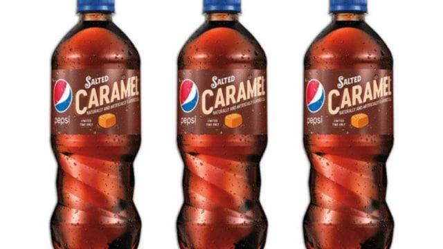Luncurkan Rasa Salted Caramel, Pepsi Tuai Komentar Negatif (11600)