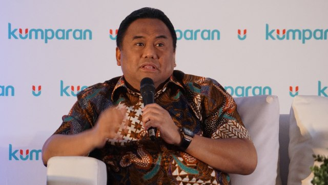 Rachmat Gobel Siap Bantu Penyelamatan Garuda Indonesia (1155466)