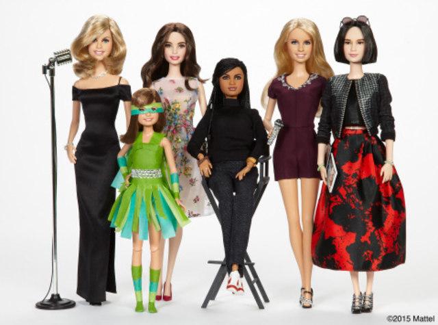 Untuk Pertama Kalinya, Barbie Pakai Jilbab (8885)