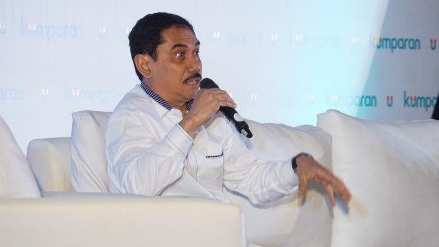 Kepala BNPT Suhardi Alius