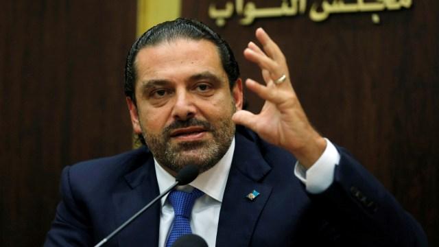 PM Lebanon Saad Hariri: Saya Akan Kembali Dalam 2 Hari ke Depan (212824)
