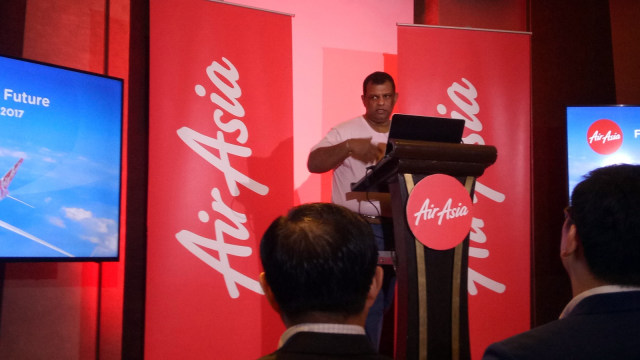 Tony Fernandes, CEO AirAsia Group