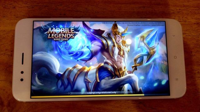 Game 'Mobile Legends'