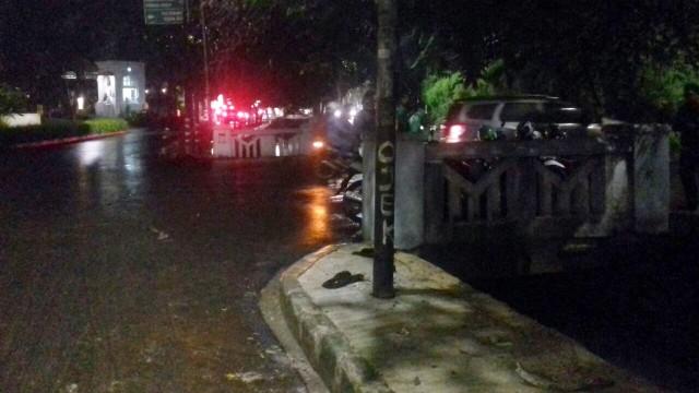 Tiang Listrik Masih 'Segar Bugar' Setelah Ditabrak Mobil Setya Novanto (257871)