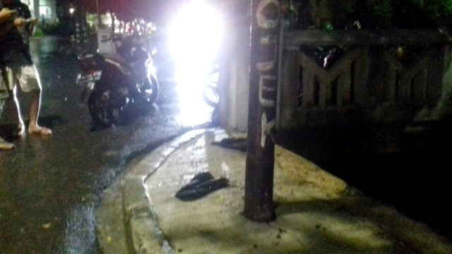 Tiang Listrik Masih 'Segar Bugar' Setelah Ditabrak Mobil Setya Novanto (257872)