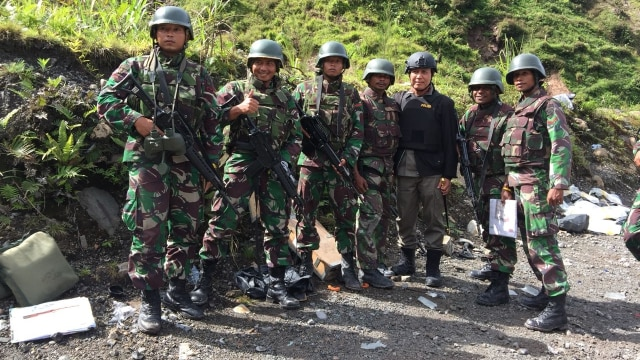 Pembebasan KKB di Papua
