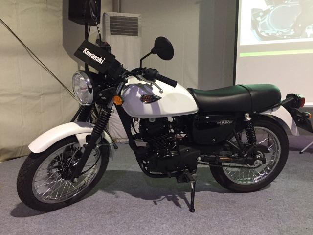 Kawasaki W175 Laris Manis, Penjualan Lampaui Target  (593946)