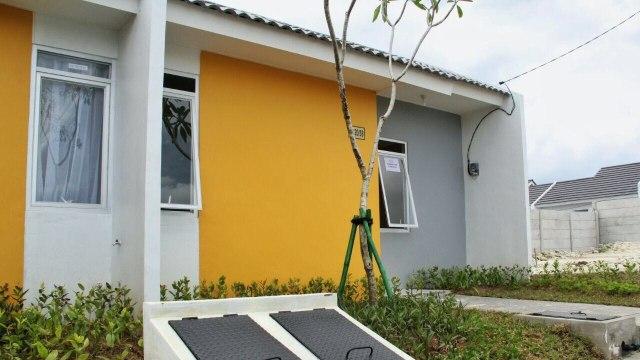 Rumah Seharga Rp 157 juta di  Citra Maja Raya