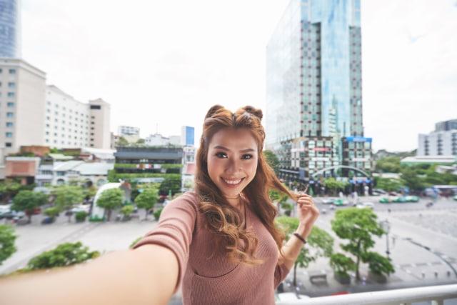 com-Si Hobi Selfie