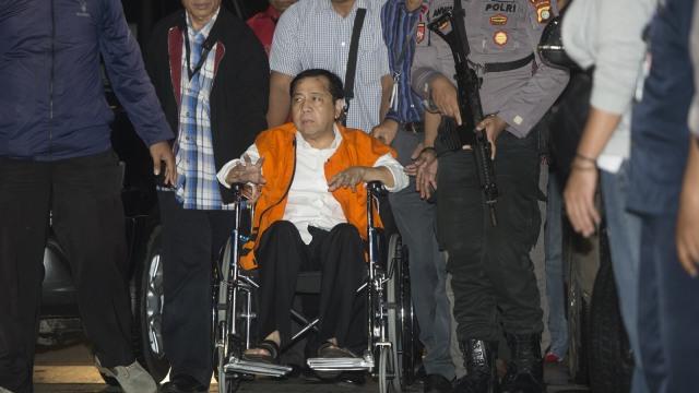Jaksa KPK dan Fredrcih Yunadi Sama-sama Ajukan Banding (211427)