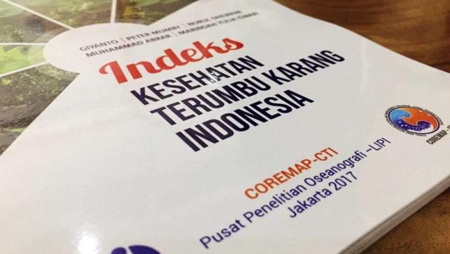 Indeks Kesehatan Terumbu Karang Indonesia