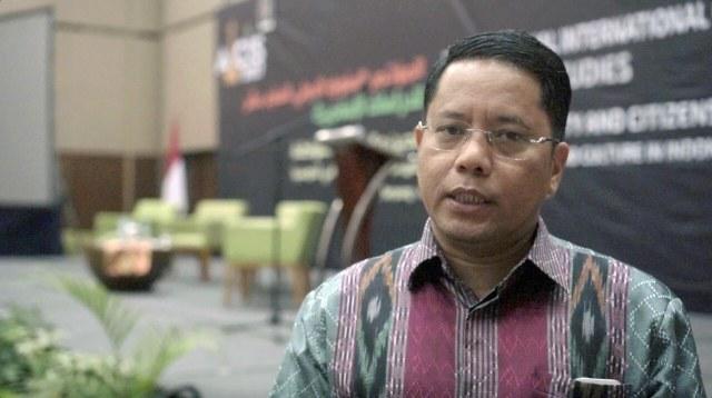 Dirjen Pendidikan Islam, Kamaruddin Amin