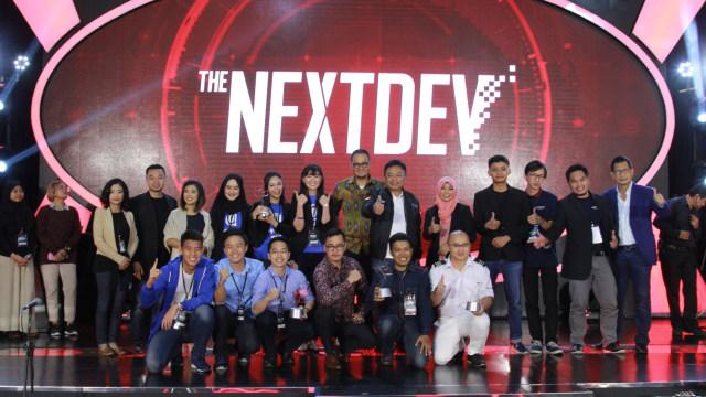 Pemenang Kompetisi Telkomsel The NextDev 2017