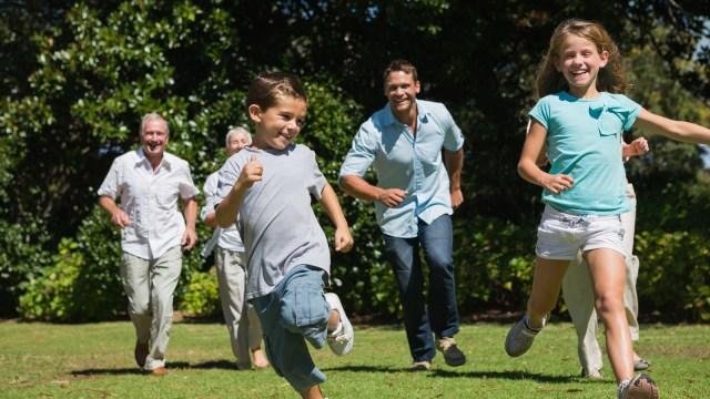 Olahraga Sejak Dini untuk Tumbuh Kembang Anak