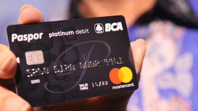 Peluncuran Paspor BCA Mastercard