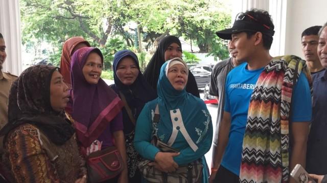 Emak-emak, Armada Andalan Prabowo-Sandi (827211)