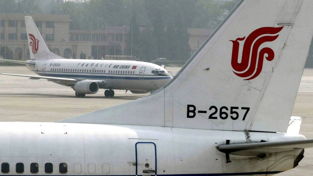 Pesawat Air China