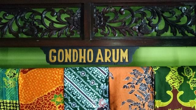 Kisah Susiyati Membuat Gondho Arum menjadi Batik Khas Banyuwangi (155914)