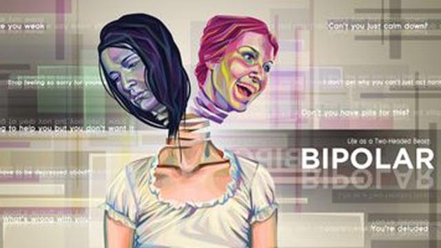 ilustrasi Bipolar.