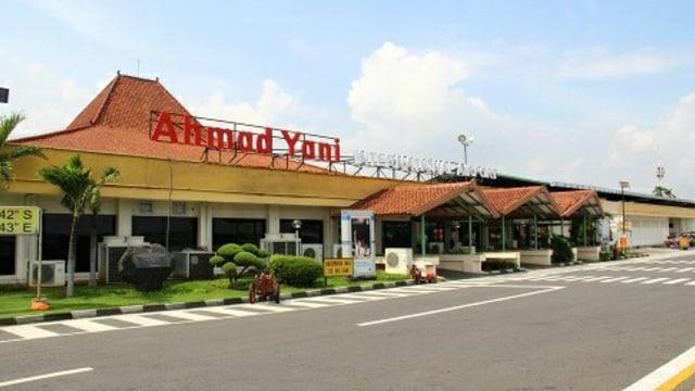 Menhub: Terminal Baru Bandara Ahmad Yani Beroperasi Pekan Depan (1756)