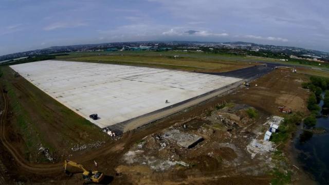 Pembangunan Terminal Baru Bandara Ahmad Yani Sudah 22% (281746)
