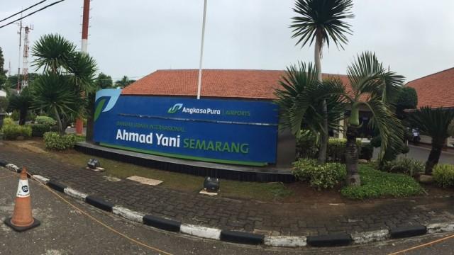 Renovasi Bandara Ahmad Yani