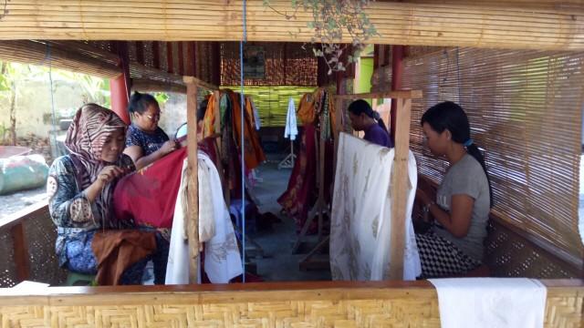 Kisah Susiyati Membuat Gondho Arum menjadi Batik Khas Banyuwangi (155915)