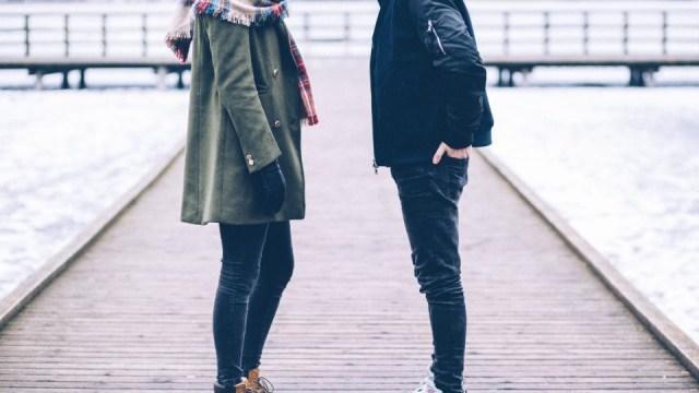 Break in relationship