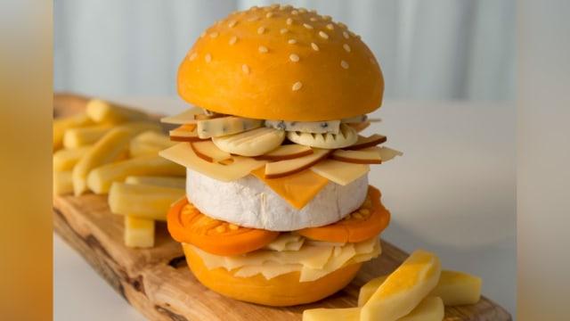 Burger Keju 1
