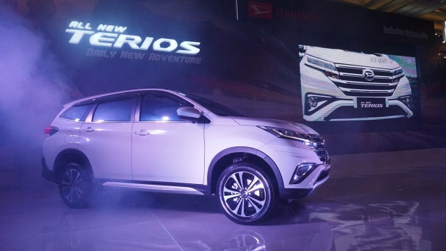 Berkat All New Terios, Penjualan Daihatsu Naik 6,9% (510721)