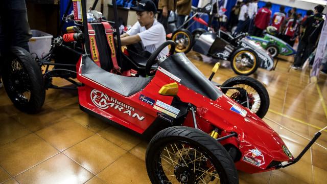 Kompetisi Mobil Listrik Indonesia 2017
