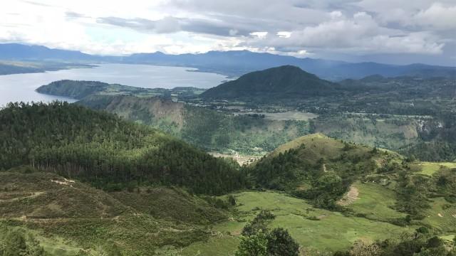Bukit Doa Danau Toba