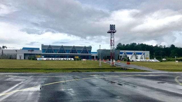 Bandara Internasional Silangit